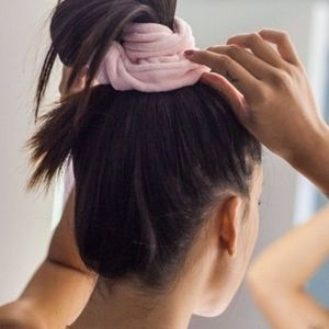 Free People terry super scrunchie